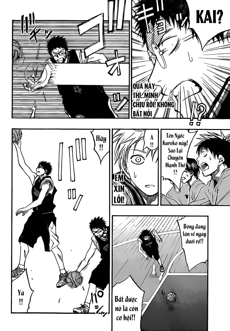 Kuroko No Basket chap 232 trang 11