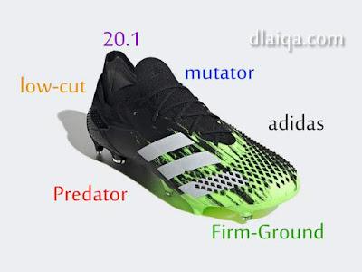 Adidas Predator Mutator 20.1 Low Firm-Ground