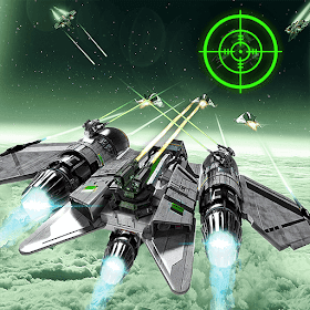 HAWK: Airplane games. Shoot em up (Damage - Defense Multi) MOD APK