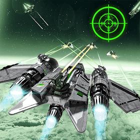HAWK: Airplane games. Shoot em up - VER. 35.1.25614 Multi (Damage - Defense) MOD APK