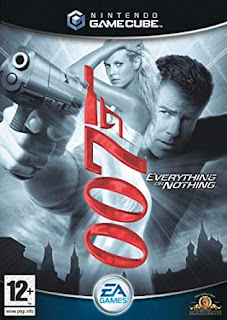 James Bond 007 Everything or Nothing ISO GC