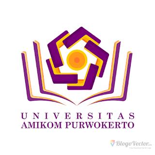 Universitas Amikom Purwokerto Logo vector (.cdr)