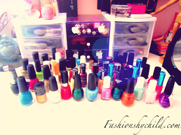 Beauty Weekend: Nail Polish Collection