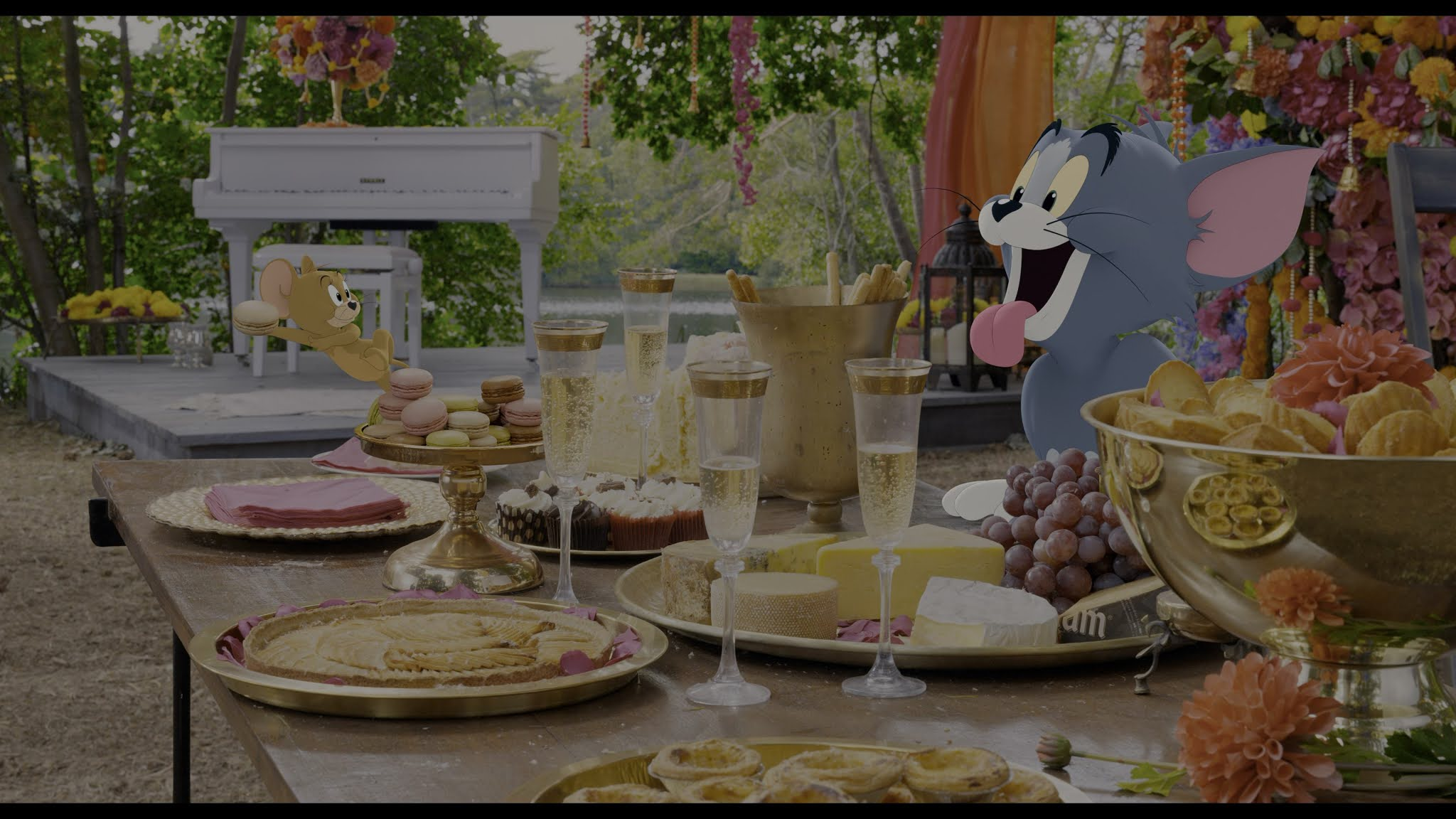 Tom y Jerry (2021) 4K WEB-DL HDR Latino
