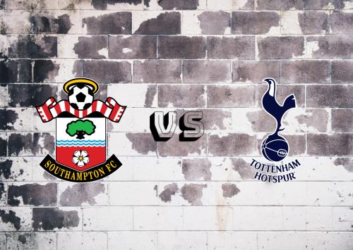 Southampton vs Tottenham Hotspur  Resumen y Partido Completo