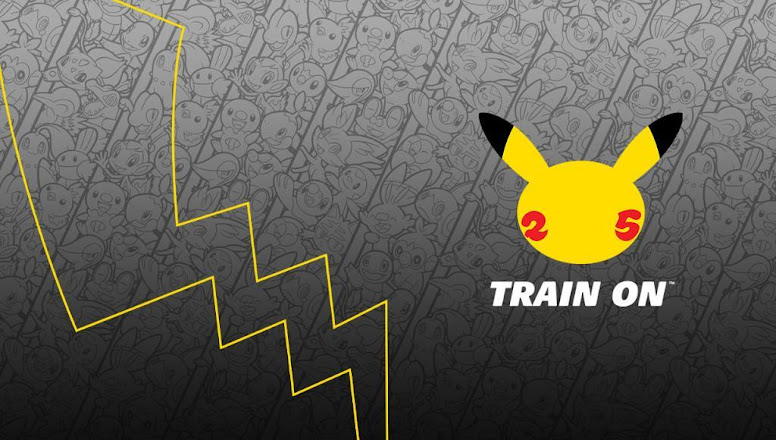 Pokémon Company 25 Anos