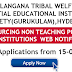 TTWREIS OUTSOURCING NON TEACHING POSTS 58 Apply now