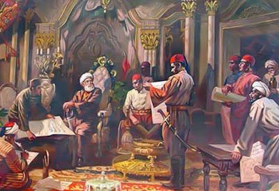 بحثٌ حوْل الدولةِ العُثمانية