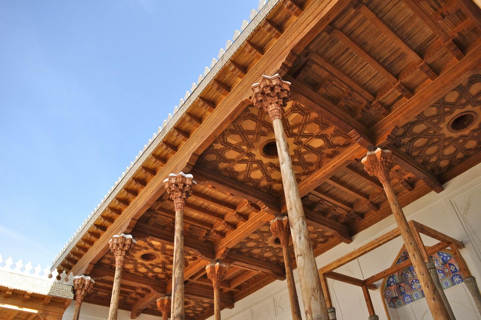 The Central Adventure Uzbekistan Bukhara Nurata And The
