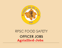 Food Safety Officer Vacancy for Agriculture& Allied | Apply Online August 2019