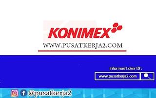 Lowongan Kerja S1 Kedokteran PT Konimex Pharmaceutical Laboratories Oktober 2020
