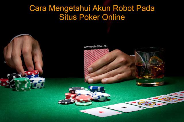 Robot poker online