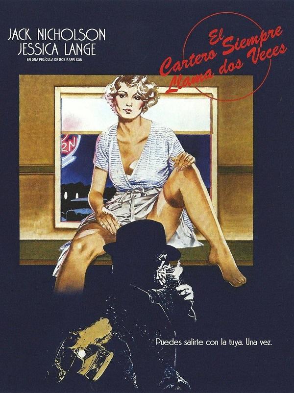 Descargar El cartero siempre llama dos veces (1981) Español Latino
