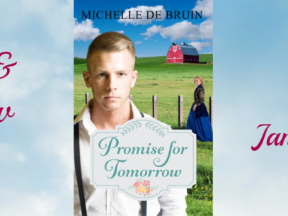 Promise For Tomorrow Blog Tour: Author Interview + Giveaway