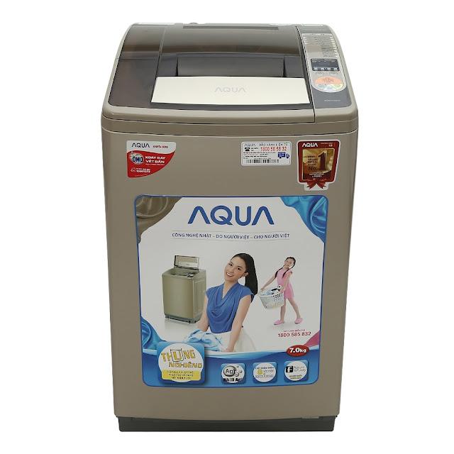 Máy giặt AQW-F700Z1T bền đẹp giá rẻ!