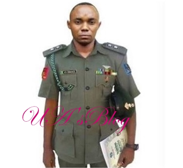 Soldier Recently Dismissed From Army, Arrested For Robbery... Here's His Confession (Photos)