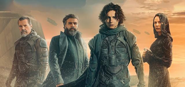 'Duna' recebe novo comercial de TV focado em Timothy Chalamet