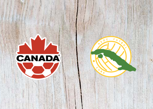 Canada vs Cuba -Highlights 24 June 2019