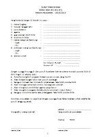 Surat perjanjian sewa kontrak toko