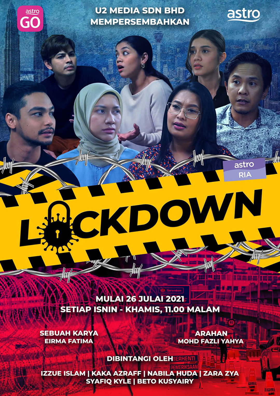 Drama Lockdown Astro