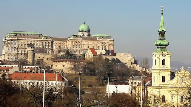What to see in Budapest, visit Buda castle