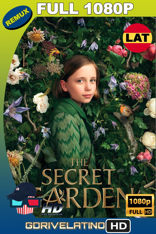 El Jardín Secreto (2020) BDRemux FULL 1080p Latino-Ingles MKV