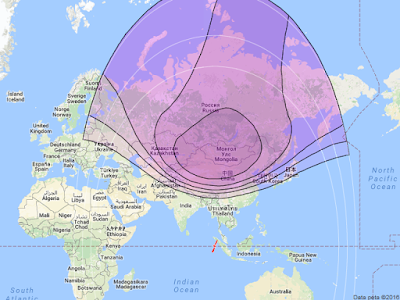 Satelit Express AM33 96.5°E CBand
