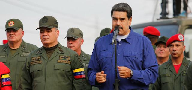 Maduro a un año del atentado: «venían por mí, venían por todos»