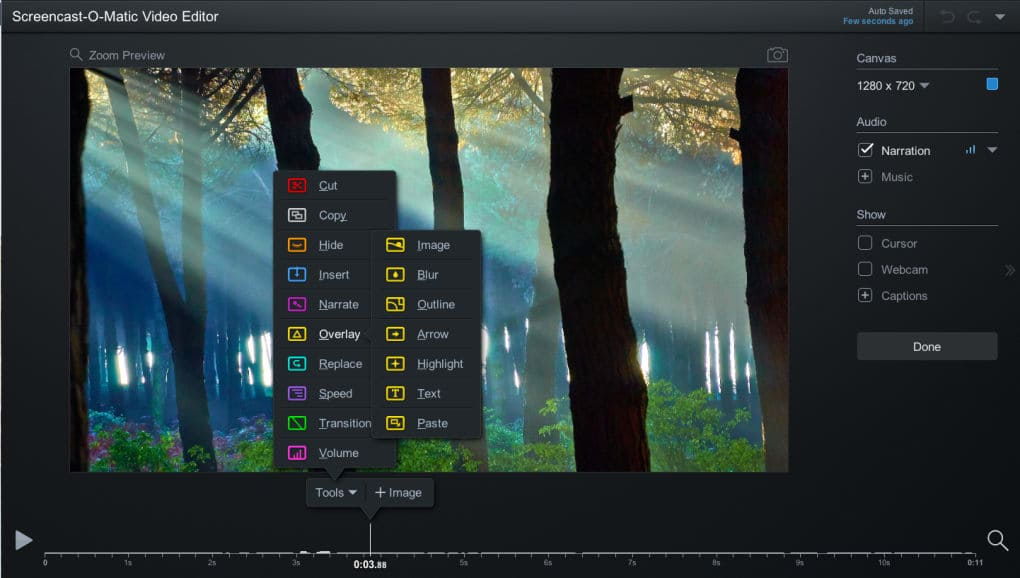 screencast o matic grabar pantalla pc