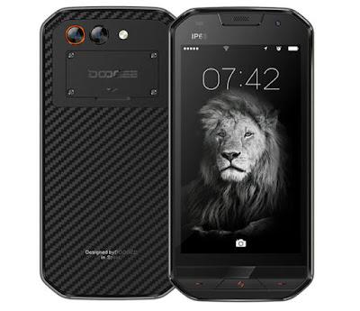 سعر ومواصفات الهاتف DOOGEE S30  ببطارية سعتها 5530 مللي أمبير بالصور