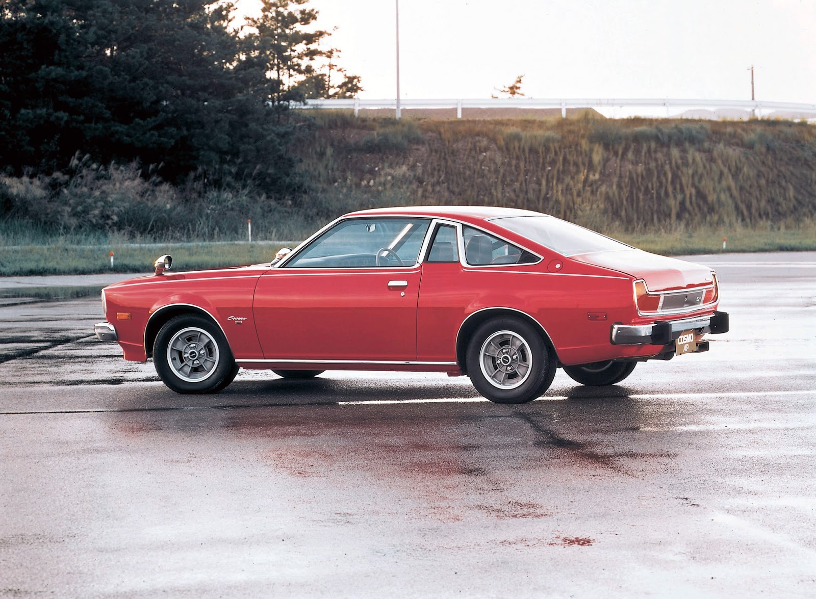 Auto Neurotic Fixation Wallpaper Wednesday 1975 Mazda Cosmo Ap