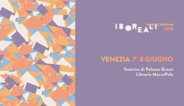 I BOREALI a Venezia - giovedì 7 e venerdì 8 giugno