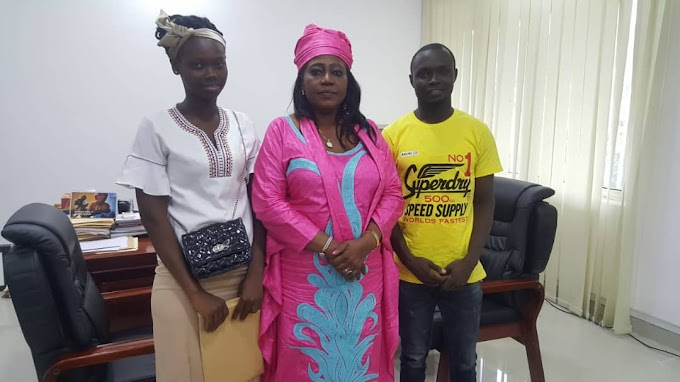 Sierra Leone Minister of Tourism, Mrs Memunatu Pratt pledges support for Kono District Excellence Awards Arts and Entertainment Programme