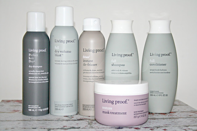 Living Proof Hair Care Collection