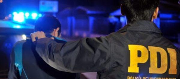 Detenido tras robar desde una vivienda en Valdivia