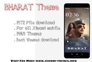 Themes for Mi