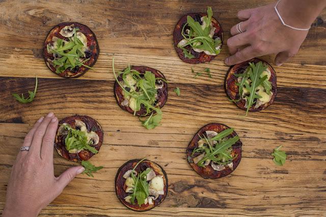 Aubergines / Egg Plants Health Benefits and Recipe Ideas Auberginemini-pizzas-header