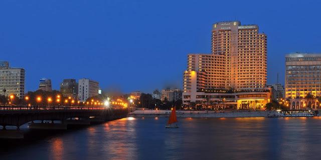 فندق سميراميس القاهرة
