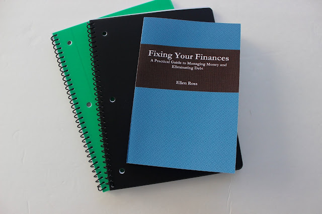Fixing Your Finances Book Cover