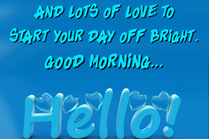 35 Best Good Morning Quotes... Good Morning Wishes...