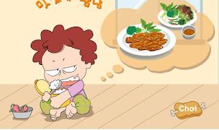 game thịt nướng Hàn Quốc hay
