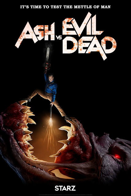 Ash vs Evil Dead: Season 3 poster