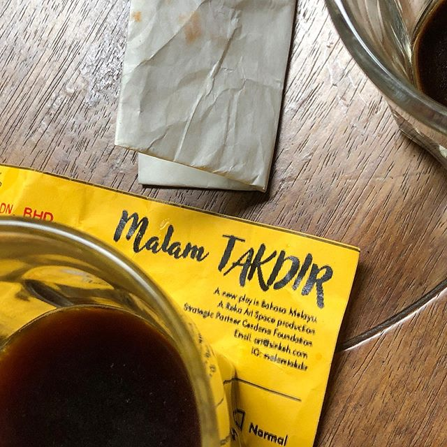 Johan Othman's new theatre work Malam Takdir to open in Penang