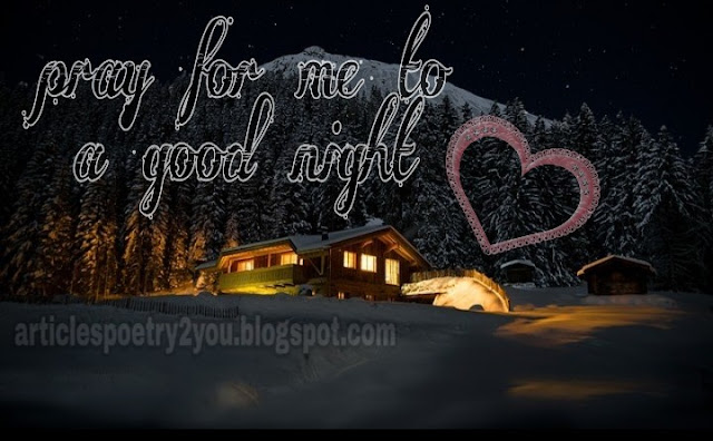 30+ Lovely good night images