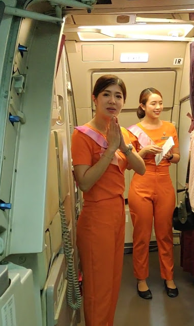 Thai Smile Airhostess