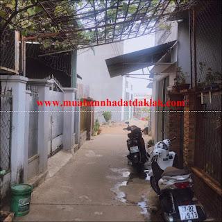 Bán nhà đường Nơ Trang Gưh Buôn Ma Thuột 1 tỷ 200