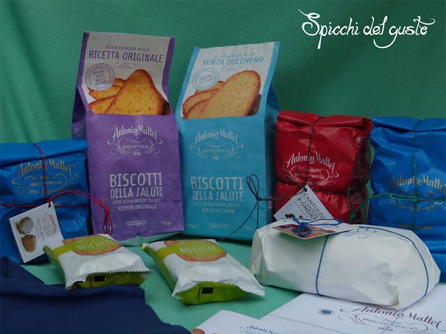 Biscottificio Antonio Mattei tutta la bontà dei biscotti di altri tempi