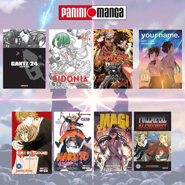 Redes Sociales y Manga