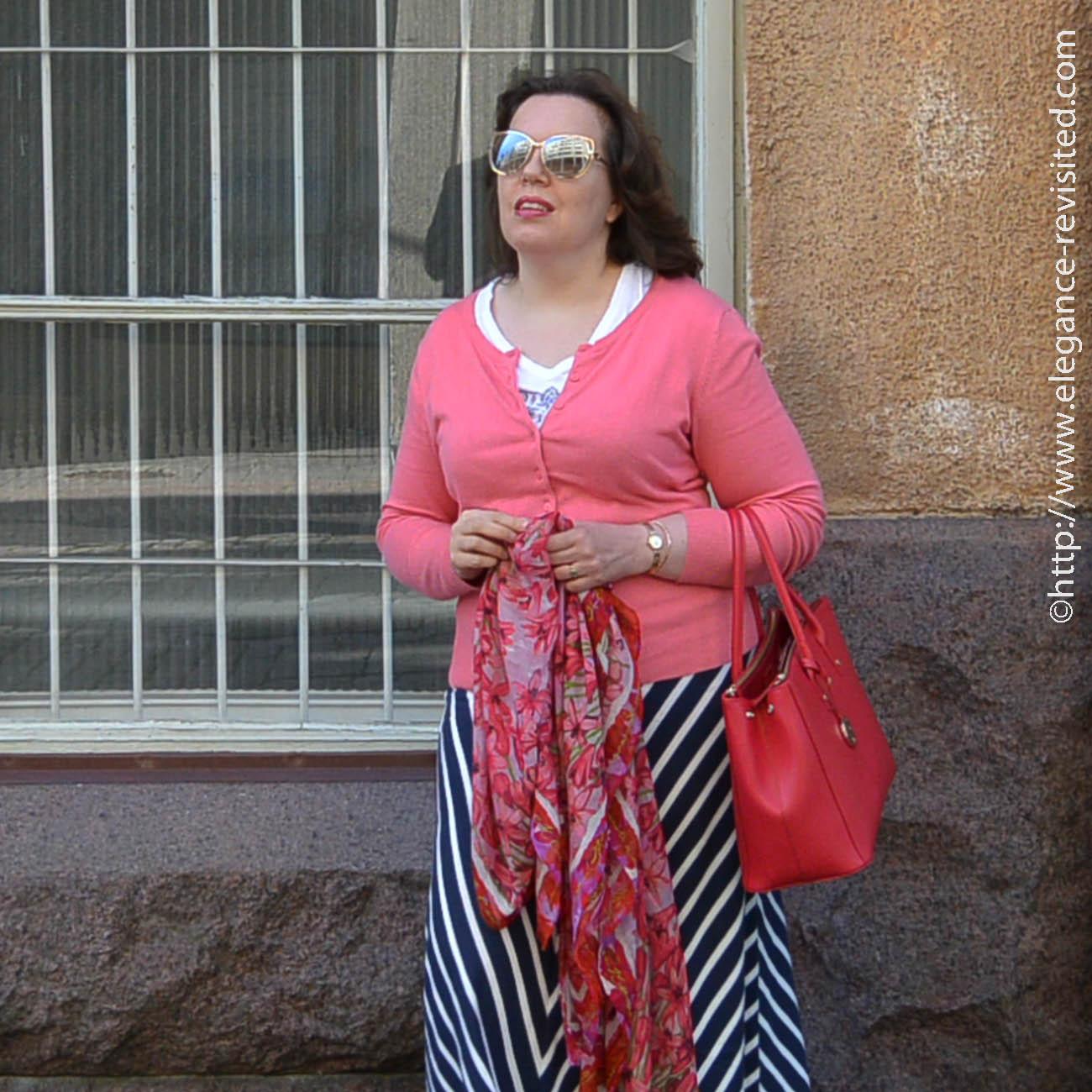 maxiskirt over 40