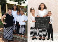 Cute Kids Adopted from Foster Care